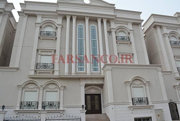 ضوابط طراحی نمای ساختمان در تهران