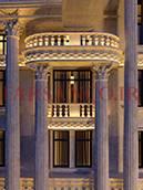 نمای رومی ساختمان