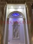 نمای پیش ساخته رومی