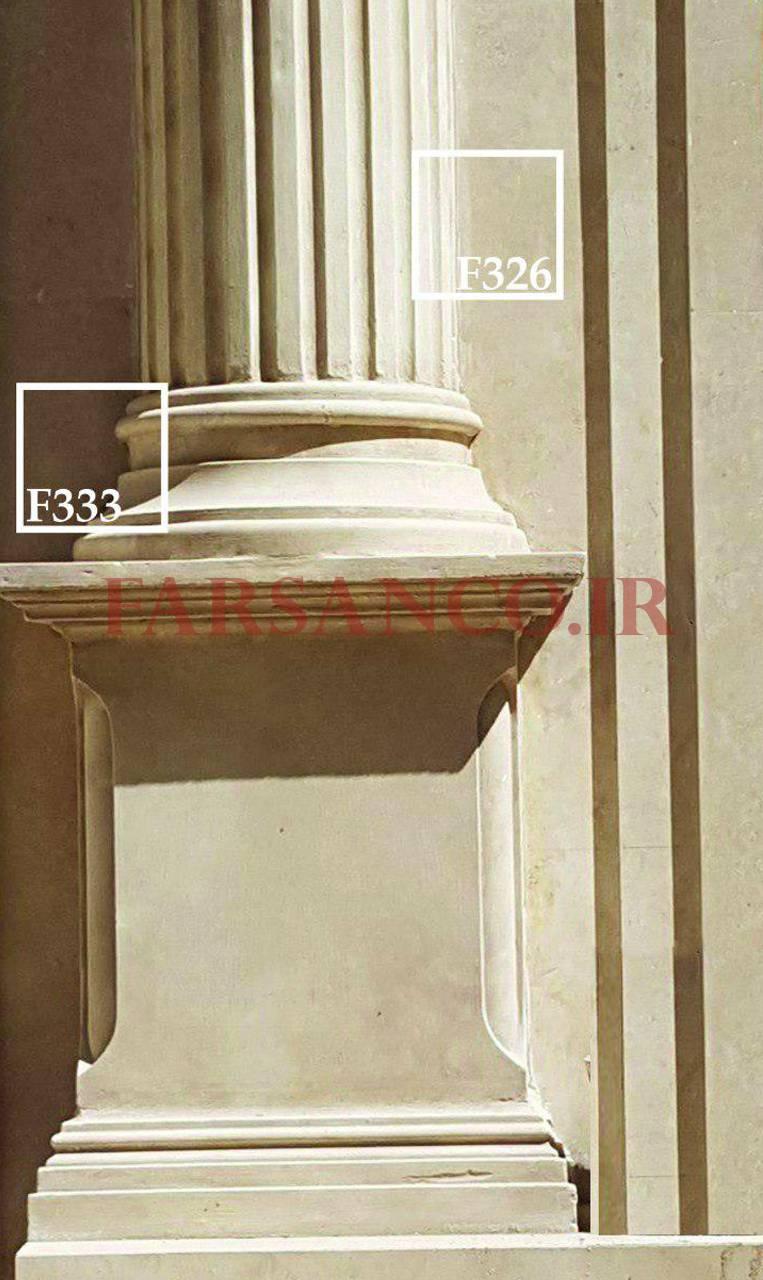 نمای رومی ساده